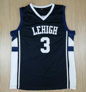 Throwback C. J. McCollum #3 Basketball Trikots College Team Trikots Genäht BENUTZERDEFINIERTE jeder name Nummer 4XL 5xl 6XL jersey