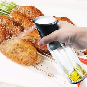 2-en-1 aceite en aerosol Botella, Aceite de oliva Aceite de cocina Dispensador pulverizador para cocinar a la parrilla, ensalada, hornear, asar, herramientas de la cocina