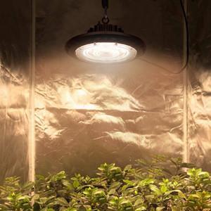 LED는 100w는 150w 200w 방수 전체 스펙트럼은 실내 식물을위한 빛을 성장, 전구를 성장, UFO 공장은 램프를 성장