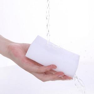 100pcs magia esponja melamina blanca borrador de la esponja Para la cocina teclado de coches Baño de limpieza Clean melamina de alta desity EEA1892 10x6x2cm