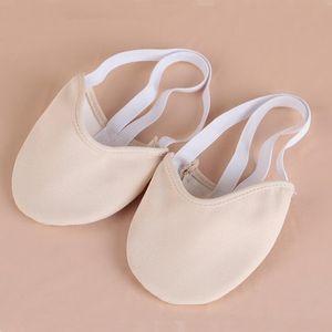 itness & Body Building Rhythmic Gymnastics Shoes Soft Half Socks Ballroom Art Gym Accessories Ginastica Elastic Dance Shoes Gymnasti...