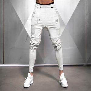 Casual roupa Harem Pants Calças Moda Sweatpants Sweatpants dos homens de Hop Homens Januarysnow Marca Designer New Hip