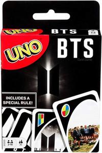 El naipe nueva BTS juego de cartas para la familia Amigos partido de la diversión