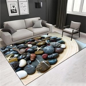 35 pietra 3D Stampato Tappeto Ampio soggiorno addensare lavabile antiscivolo Carpet Casa Ingresso Room Decor Cosiness Carpet