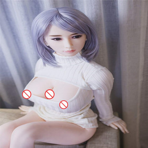 165cm full doll,Inflatable Semi-solid silicone doll realistic