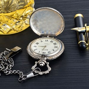 Watch Manufacturers Spot Wholesale Large Men's Pocket Watch Men's Watch
