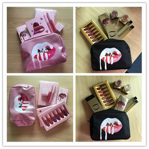 Maquillage collection cosmétiques 20 anniversaire collection d'or anniversaire 7pcs / set 8pcs / set edtion KL or