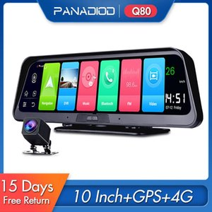 DashCam 10 Inch Android 8.1 4G WIFI GPS Bluetooth 2GB+32GB ADAS Car DVR Mirror CameraFull HD 1080P Video Recorder For Auto