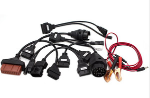 Full Set 8 Car Cables For TCS CDP Pro Cable