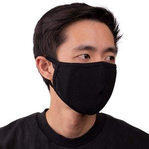 Colección Hecho en EE.UU. tela de algodón lavable reutilizable moda de la mascarilla de alta calidad