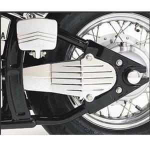 Krom Motosiklet Drive Shaft Kapak Motokros V For-Star 650 1998-2012 V-Star 1100 1999-2009 ClassicCustom Motosiklet