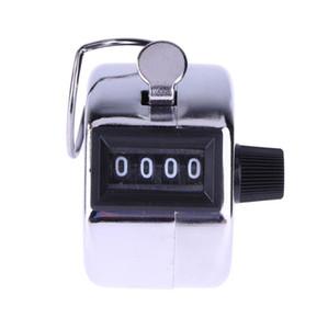 أرقام عدادات الفولاذ المهنية 4 أرقام باليد تالي عداد دليل بالم الفرس عدد العد جولف LX4203