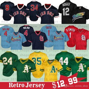 24 Rickey Henderson 44 Reggie Jackson 4 Yadier Molina Ozzie Smith 12 Wade Boggs 9 Ted Williams 34 David Ortiz Baseball