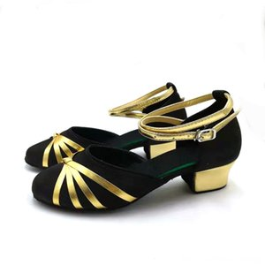 New children Ballroom Kids child girls latin modern Sneakers Athletic & Outdoor dance soft Girls Shoes Salsa tango dance Shoes