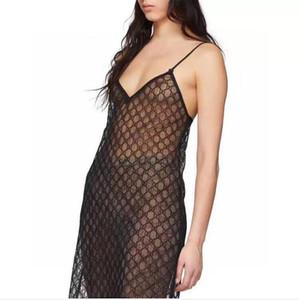 2020 Sexy Hot Pyjama dentelle Tentation de grande taille Export Europe et en Amérique Pyjama Accueil Loisirs Wear Sexy Nightgown Femmes