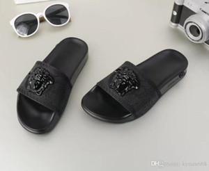 Europa y las zapatillas nuevo estilo Estados Unidos, fricción grande la cabeza, flip-flops y así sucesivamente. ¡Bienvenidos! Gracias! # 026