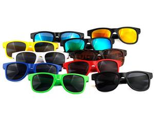 Kids Baby cute Anti-uv Sunglasses Sun-shading Eyeglasses Girl Boy Sunglass outdoors travel colorful types Accessories glasses