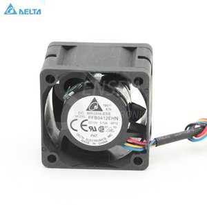 Delta PFB0412EHN 4028 40mm 4cm 12V 0.72A Ventilatori di raffreddamento inverter server industriale da 4 pin pwm