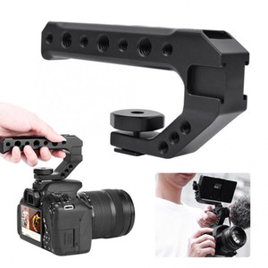 Photo Studio Accessories Ulanzi UURIG R005 Universal Hand Grip Camera Handle with Cold Shoe Mount 1 4''&3 8'' Holes Hand Grip Camera Handle