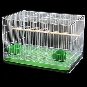 1PCS metal Birdcage Myriad Pigeon Pigeon Acacia Birdcages universal Birdcage color al azar