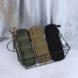 Airsoft Knives Holster Military Pouch Tactical Knife Pouches Small Waist Bag Tool Hunting Bags Flashlight Holder Case