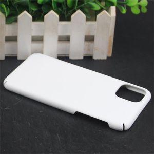 10 шт Розничная 3D сублимации Case пустой белый чехол для 3D Heating передачи печати для iPhone 11 11Pro 5,8 4 Conners защиты