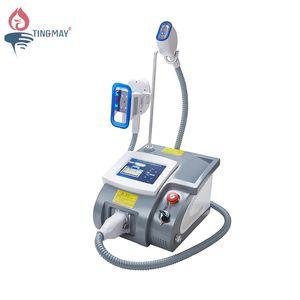 Neueste Art beweglicher hohe Qualität 0 ~ -14 ° C Körper schlank kühles Technologie Cryolipolysis Fett Einfrieren Maschine mit optionalem Cryo Chin Griff
