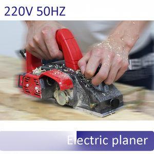 Kunststoff oder AL Elektrohobel elektrische Werkzeuge Mehrzweckhaushaltshandhobel Holz holzbearbeitungsElektroHobel Holzhobel