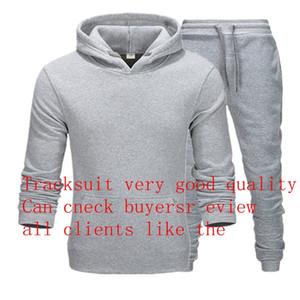 El nuevo diseñador de juego de chándal chándal Mujer Hombre sudaderas con capucha + pantalones para hombre ropa jersey sudadera Casual chándales del deporte del tenis sudaderas