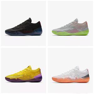 Hotsale dC NXT 360 Yellow greve Mamba Dia Multicolor Sapatos Mens Basketball de qualidade Top 12 Lobo Sports Sneakers Size40-46
