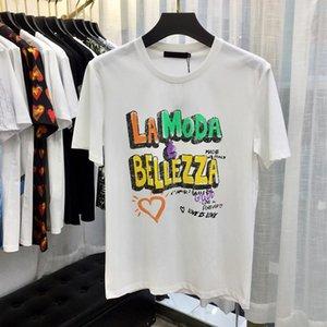 Hip Hop Europa Itália luxo verão amor é amor T Coração shirt legal camiseta Homens Mulheres Casual algodão de manga curta Tee