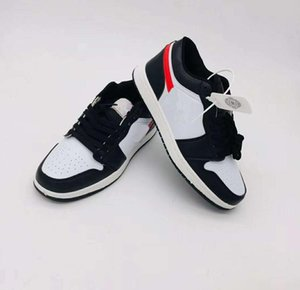 Classic Men Women Skateboard Sports Shoes Fashion Low Top Leather Casual Outdoor 1s OG Dunk Shoes Brand Sneaker Trainers 36-44