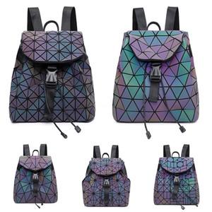 Forma di lusso zaino donne le borse del progettista Piazza frizione acrilico sera del sacchetto del metallo Wristlets partito del mini bauletto Borsa da spiaggia Y19061204 # 430