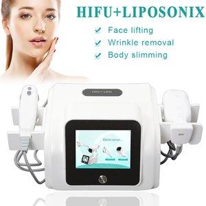 2019 Liposonix portátil Pérdida de peso Control abdominal Ultrasonido enfocado de alta intensidad HIFU Slimmiing Machine liposonix Piel Empresa