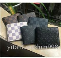 2020 Designer Portefeuilles Petit portefeuille féminin court Retro Fold Wallet Change Hot Sale Mini Femmes Sacs Prix usine NO BOX yiA011