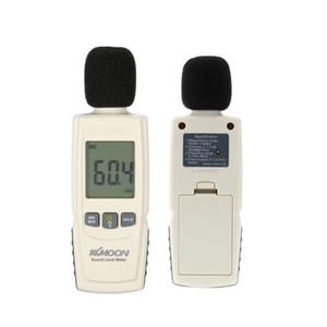 Digital Sound Level Meter Noise Tester Volume Decibel Audio Meters LCD Screen Monitoring 30-130dB