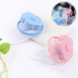 Epilasyon Catcher Filtre Mesh Kılıfı Temizleme Toplar Çanta Kirli Elyaf Toplayıcı Çamaşır Makinesi Filtre Çamaşır Topları Diskler