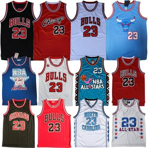 Davis 34 Anthony 23 Michael Maillots Coby 0 Blanc Hommes Zach 8 LaVine Mens College Basketball Jersey