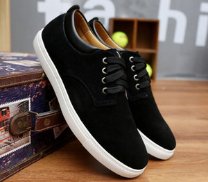 Fashion Men Designer Man Shoes Casual Sneakers Scarpe Limited Chaussure Black Green Brown Shoe size 38-47 Online