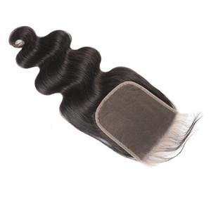 6x6 lace closure reines brasilianisches haar gerade körperwelle schweizer spitze remy menschenhaarverlängerungen auf lager