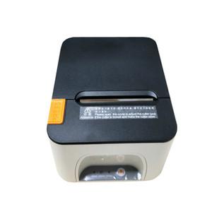 Impressão High Speed USB Lan Ethernet Desktop 80 milímetros POS Thermal Receipt Printer HCC-POS890