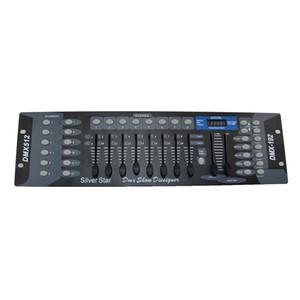 AUCD 8 장면 192 채널 프로 DJ 운영자 용 DMX 512 컨트롤러 콘솔 마스터 조명 제어 DMX192