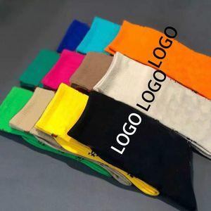 GG senhorita Bing Meias Baby Dress Socks Atlético Confortável respirável Joker Cotton Four Seasons multi Sólido 1