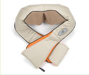 Multifunción cuidado de la salud masajeador almohada coche a casa amasado masajeador cuello hombro Darsonval contra la celulitis cuerpo completo masaje relax