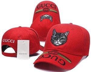 Sombreros bordados clásicos Gorras de béisbol ajustables Gorras de pelotas de golf baratas Hombres La Sombreros Sombrero de polo de hueso Sombrero de broche de espalda auténtico Casquettes Sombrero de sol