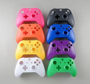 Para Xbox Um Magro completa substituição Shell Mod Kit para XboxOne S Magro Matte controlador personalizado tampa da caixa