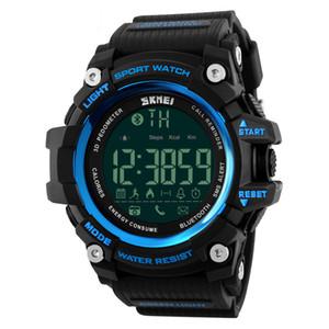 Outdoor Sport Smart Watch for Android iPhone Men Bluetooth Multifunction Fitness Watches Waterproof Digital Watch Intelligent for Women Men