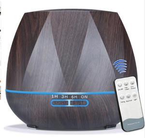 Diffuserlove 500ML telecomando umidificatore Diffusore Humidificador creatore della foschia dell'aroma del LED Diffusore