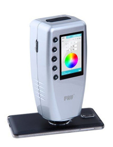 DH-WR-10 (8mm) Hot Selling Digital Electronic Handheld Colorimeter Instrument , Colorimeter Method , Color Meter Portable High Quality