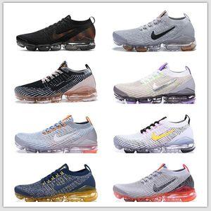 2018VaporMaxAriaMaxes Chaussures Moc 2 vapori 2.0 Maglierie 1.0 Scarpe da corsa Triple Black White Run 3.0 Sneakers Scarpe Trainers